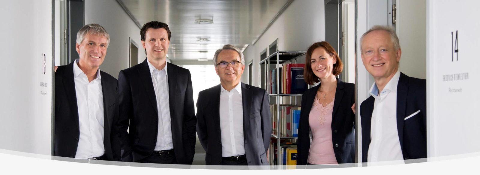 Anwalt & Rechtanwalt für Steuerrecht München